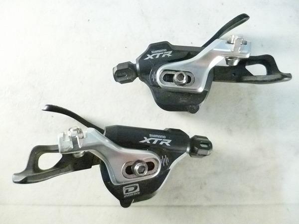 シフター XTR SL-M980 2/3x10s