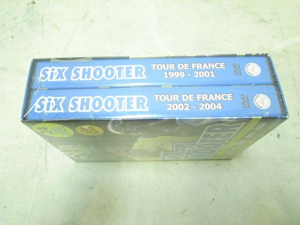 DVD SIX SHOOTER(LANCE ARMSTRONG)