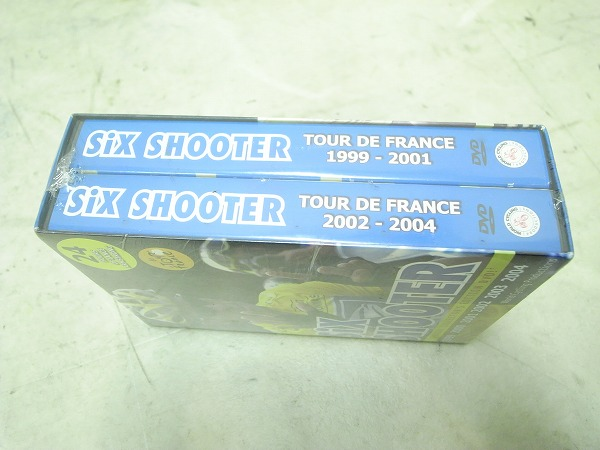 DVD SIX SHOOTER(LANCE ARMSTRONG)
