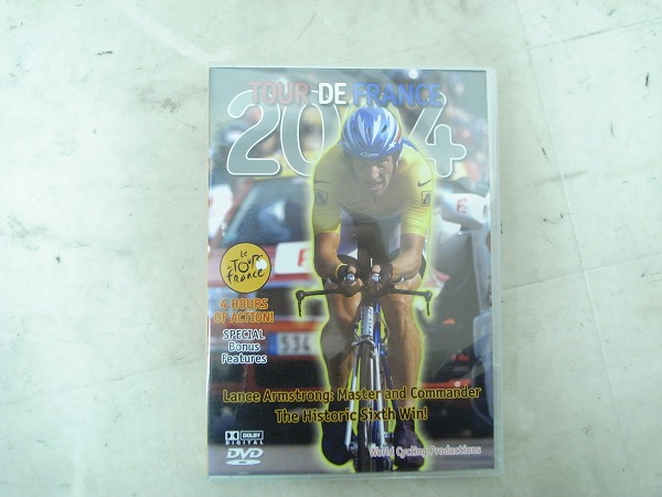 DVD ツール・ド・フランス 2004