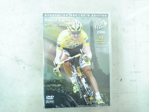 DVD ツール・ド・フランス 2006