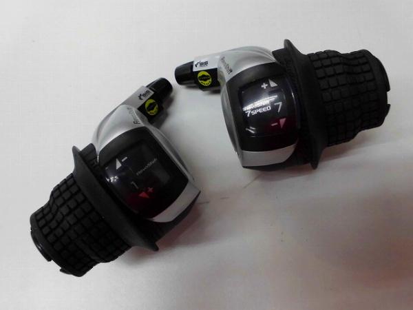 グリップシフター 左右セット SL-RS45 3x7s