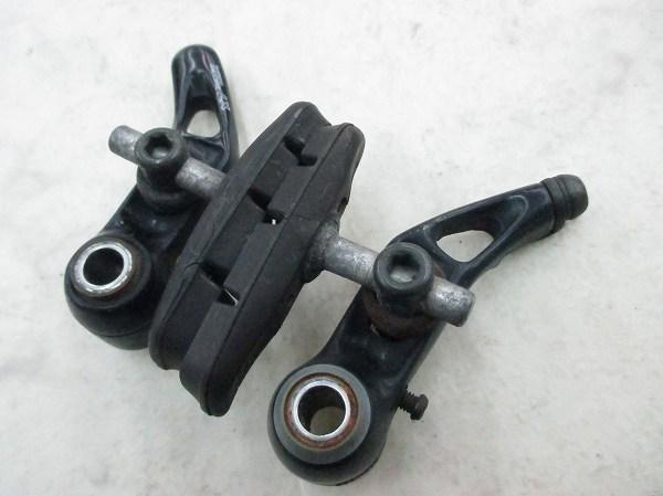 シュー磨耗 カンチブレーキキャリパー BR-M560 DEORE LX