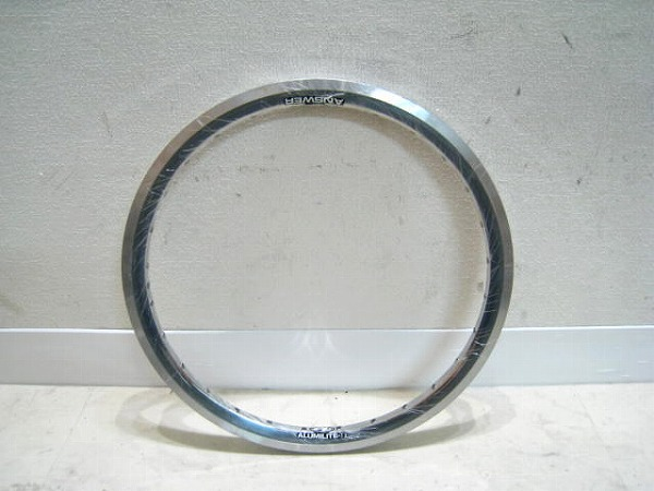 20インチ(406)リム ALUMILITE-TI 28H 米式 シルバー