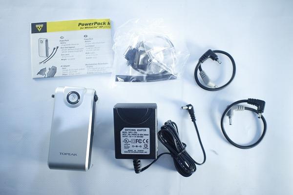 パワーパックキット WHITELITE HP 3W/1W用