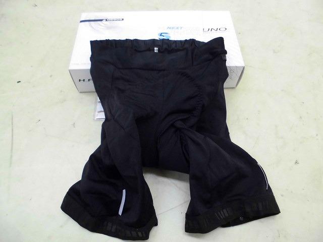 ビブショーツ UNO S5 Mサイズ ブラック