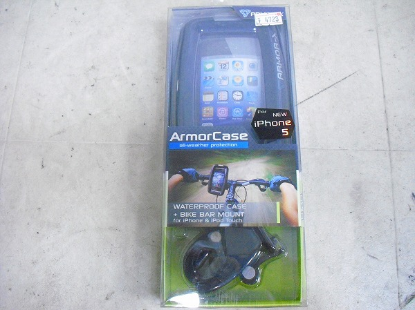 SMARTPHONEフォルダー iPhone5用 BLK