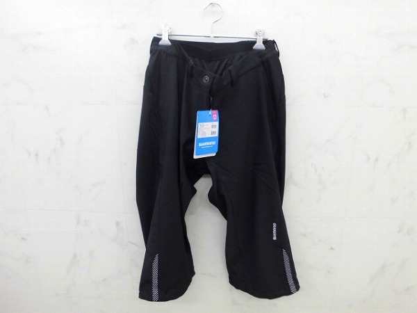 サイクルパンツ XL WOMAN ブラック
