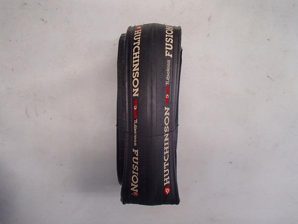 チューブレスタイヤ FUSION3 700x23c