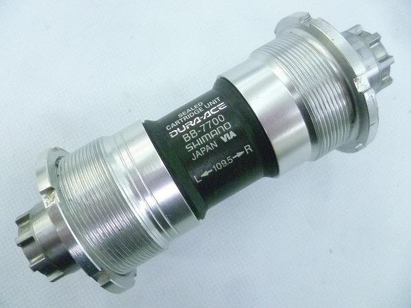 ボトムブラケット BB-7700 DURA-ACE ITA/109.5mm/オクタリンク