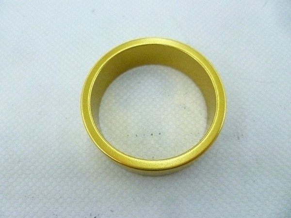 コラムスペーサー OS/10mm ゴールド
