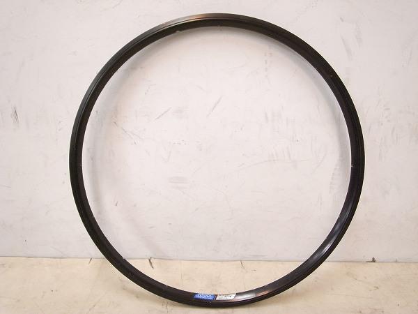 クリンチャーリム 26インチ 559x19 32H 米/英式 ブラック