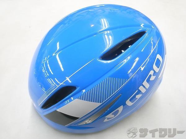 ヘルメット AIR ATTACK Sサイズ(51-55cm) ブルー