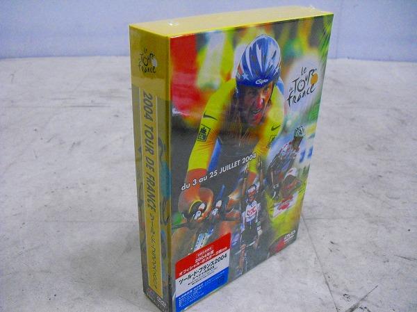 DVD TOUR DE FRANCE 2004