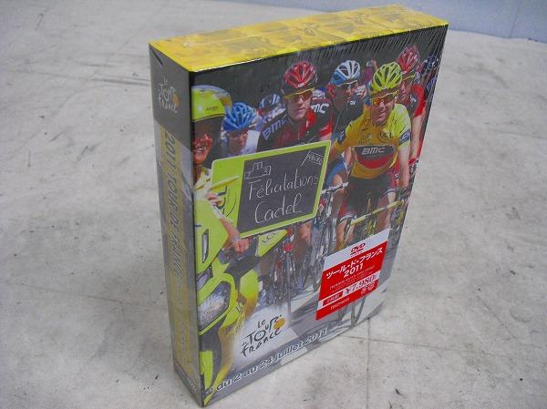 DVD TOUR DE FRANCE 2011