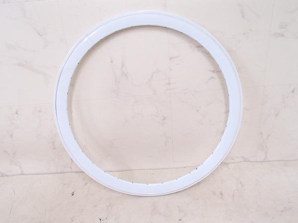 クリンチャーリム 700C 622x14C 32H 43mm ホワイト