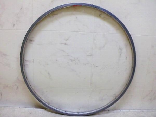 リム LP-60 27x1 1/4-1 1/8 シルバー 36h