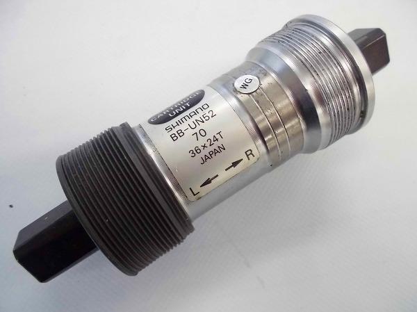 ボトムブラケット BB-UN52 ITA 114mm