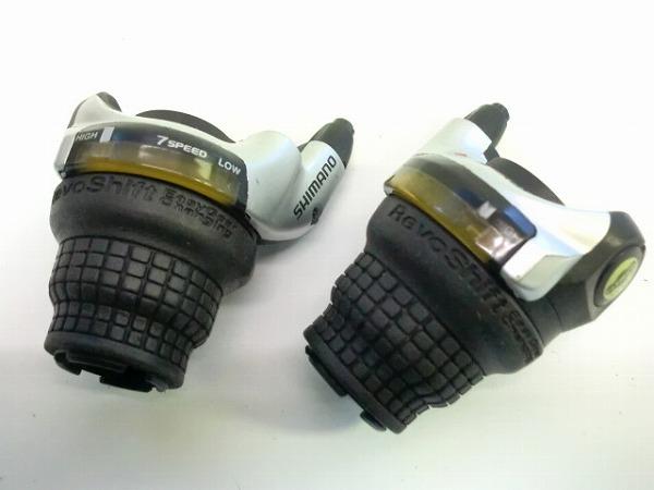 グリップシフター SL-RS41 3x7s 22.2mm