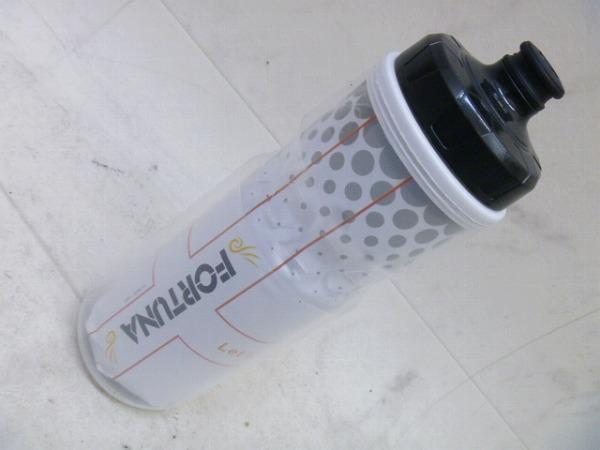 サイクル保冷ボトル KASOKU 「ろんぐらいだぁす!」 550ml FORTUNA