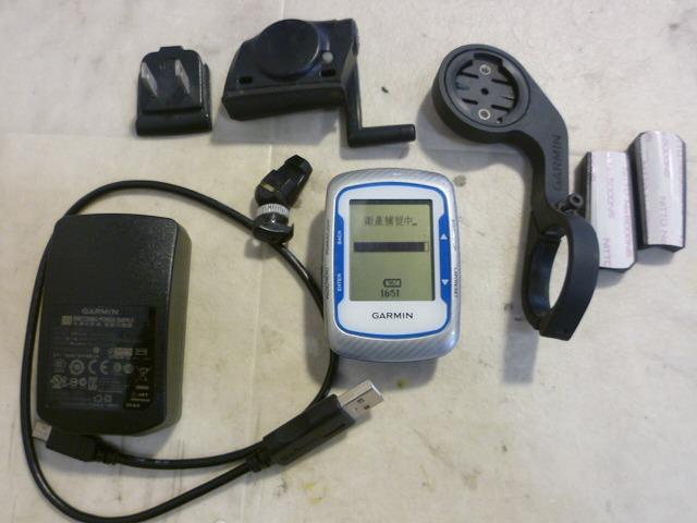 サイクルコンピューター EDGE500
