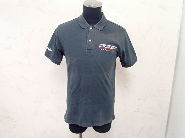 ポロシャツ FELTロゴ サイズ:L