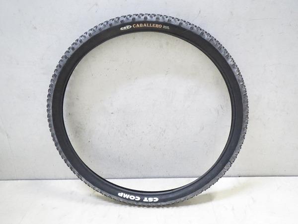 クリンチャータイヤ CABALLERO 26x2.00(559x47/50) ブラック