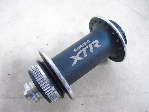 フロントハブ XTR HB-M975 100mm/32H/センターロック