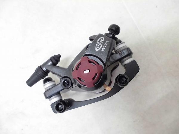 メカニカルディスクブレーキキャリパー BB7 MTN