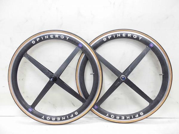 ホイールセット REV-X 4バトン シマノフリー チューブラー