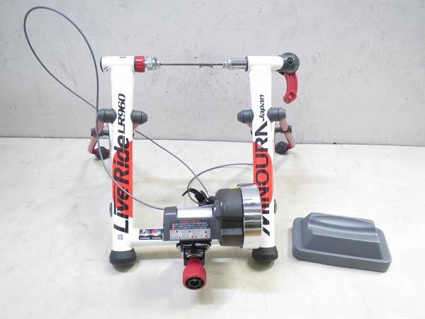 ローラー台 LIVE RIDE LR960 クイック、マグライザー付属 ※動作未