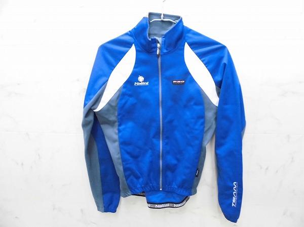 長袖ジャケットサイズ:M ブルー