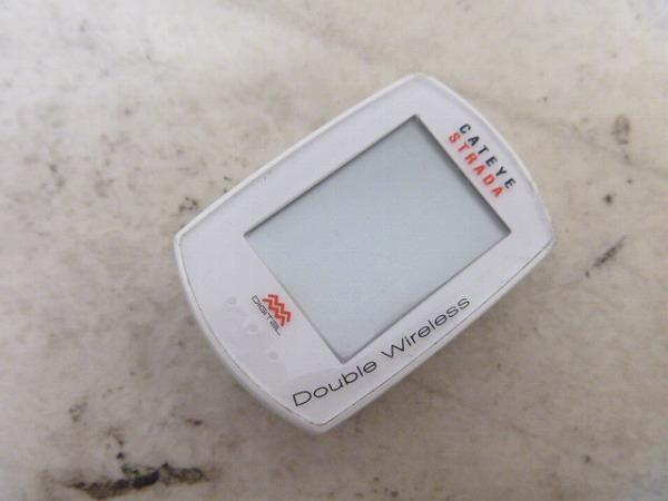 サイクルコンピュータ CC-RD400DW 本体のみ ※動作確認済