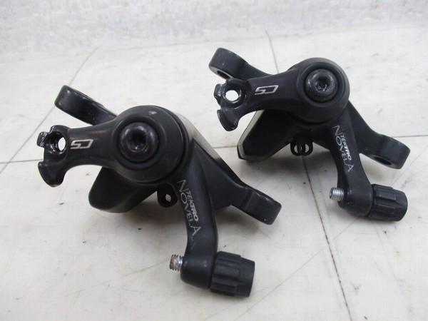 メカニカルディスクブレーキ NOVELA C5 ブラック