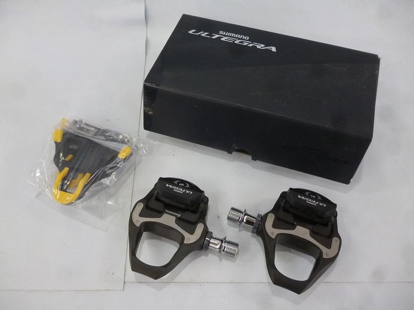 カーボンビンディングペダル ULTEGRA PD-6800C