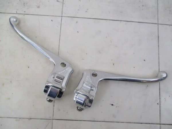 ブレーキレバー MX131 シルバー