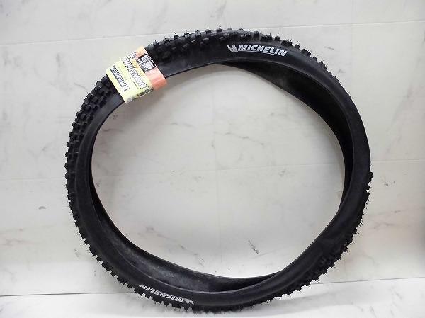 DHタイヤ WILD GRIPPER COMP 32 S 26x2.8 ブラック