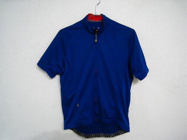 半袖ジャージ サイズ:O ブルー