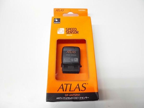 スピードセンサー ATLAS OP-ANTSP01 ANT+ ※動作未確認