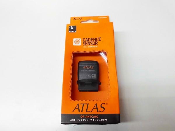 ケイデンスセンサー ATLAS OP-ANTCA02 ANT+ ※動作未確認