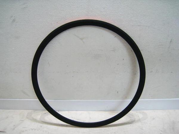 クリンチャーリム 700c 32H アルミ ブラック ※塗装