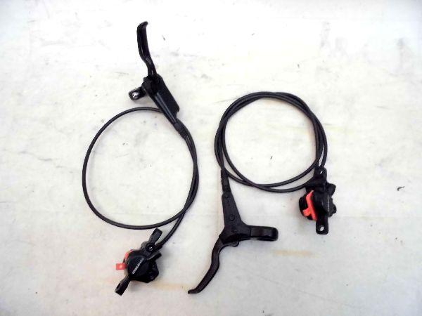 油圧ブレーキセット