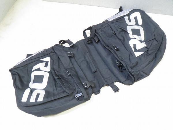 バニアバッグ 380x280mm ブラック
