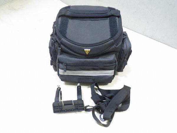 フロントバッグ ツアーガイドハンドルバーバッグ 260x210x160mm