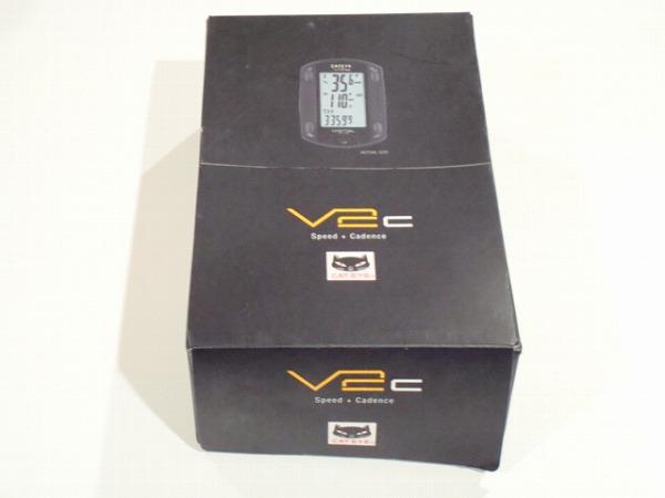 サイクルコンピュータ CC-TR200DW V2c ※動作確認済み