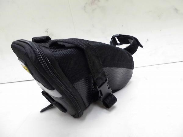 サドルバッグ Aero Wedge Pack Sサイズ ブラック
