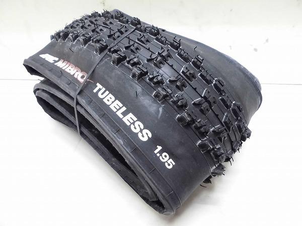 チューブレスタイヤ MIBRO 26x1.95 ブラック