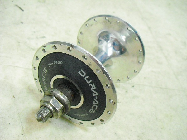 フロントハブ HB-7600 DURA-ACE 36H NJS