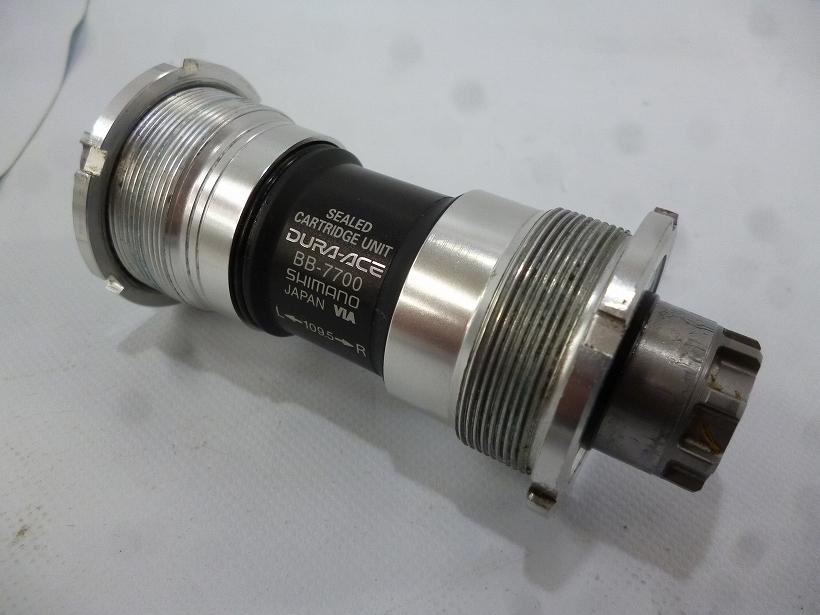 ボトムブラケット DURA-ACE BB-7700 オクタリンク ITA 109.5mm