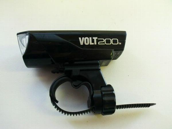 フロントライト VOLT200 *動作確認済み